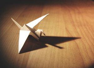 burung kertas