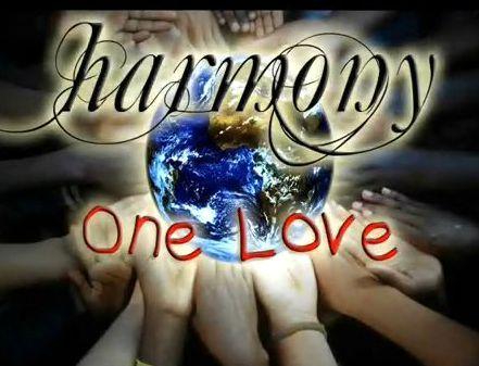 peace love harmony