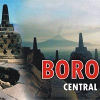 Bulan, Air, dan Teratai dalam Penciptaan Borobudur