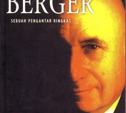 Berger dan Dialektika Sosiologis