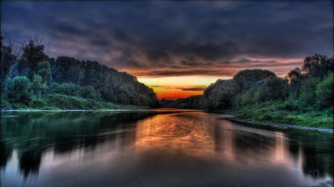 melankoli sungai