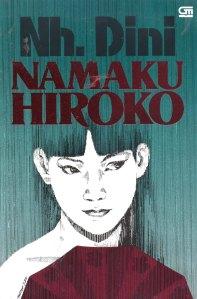 Ilustrasi Sampul Namaku Hiroko