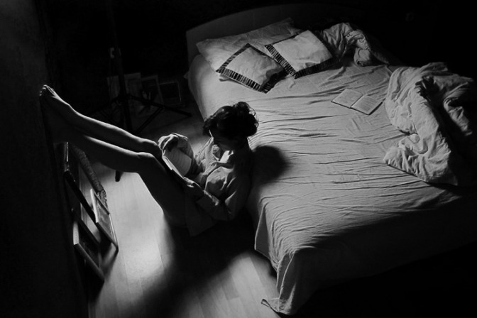 perempuan-kesepian