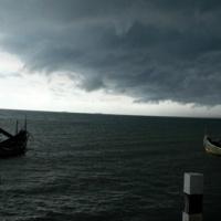 100 Baris Hujan dan Ombak Buat Fa Hien